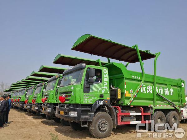 上汽红岩同步欧洲标准实力打造卡车人的梦想之选