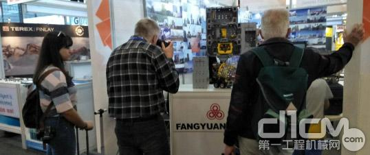 方圆集团惊艳欧洲<a href=http://news.d1cm.com/exhibition/ target=_blank>展会</a>