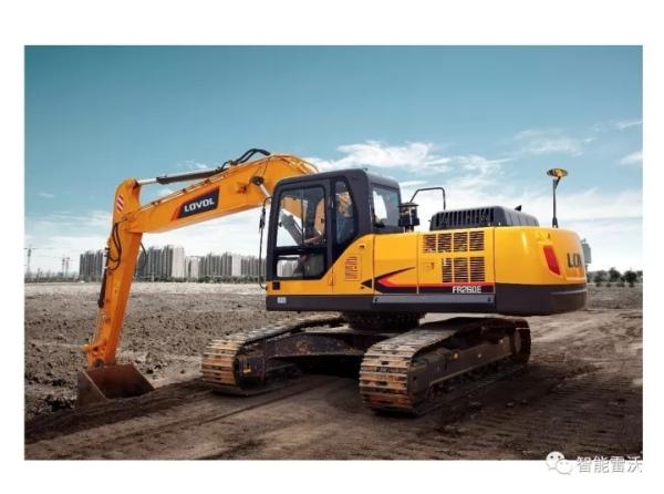 雷沃FR260E挖掘机