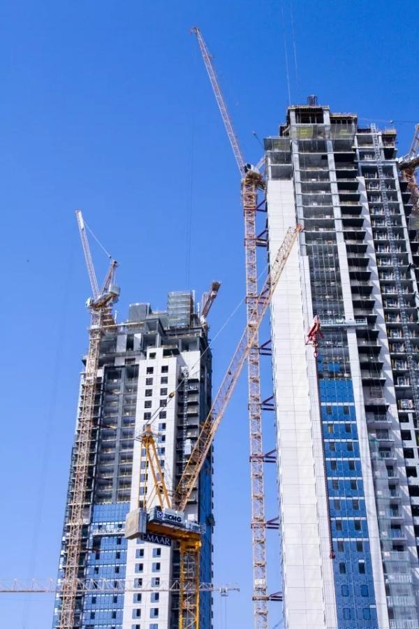XGTL180(5522-12)助建阿联酋迪拜世界第一高楼DUBAI CREEK TOWER