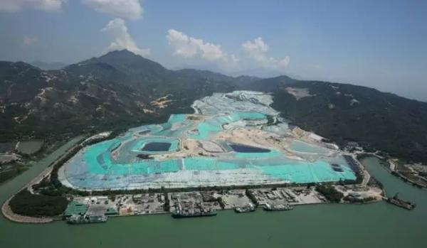 香港堆填区