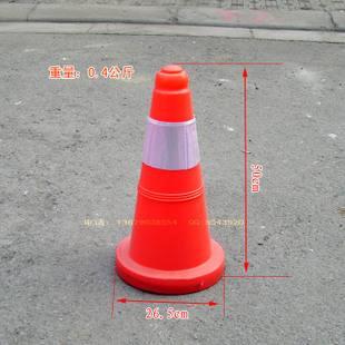 """道路养护用的锥桶,如今也有""""黑科技""""加持了!"""
