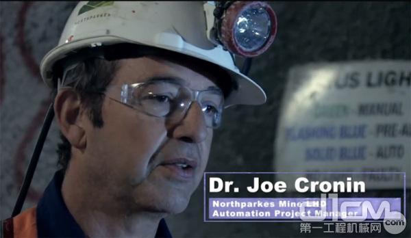 Dr.Joe Cronin,北帕斯克自动化项目经理