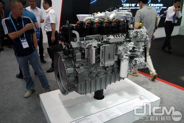 WP7NG系列柴油发动机