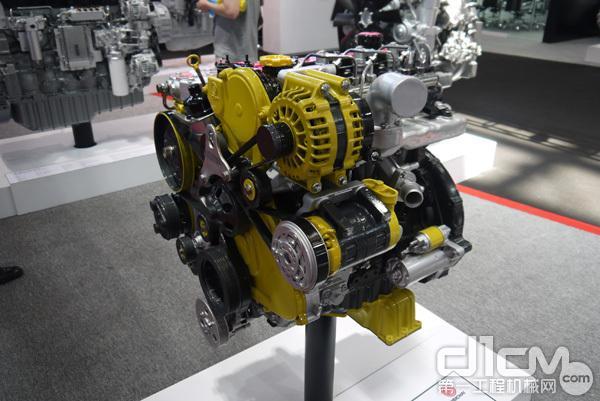 RA428系列柴油发动机