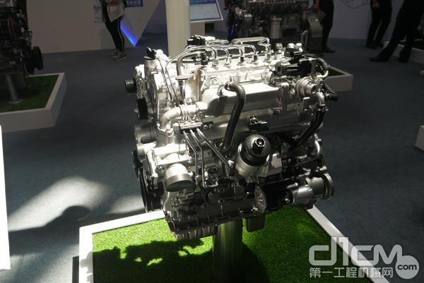 YC4Y-20系列柴油发动机