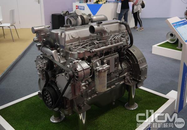 YC4Y-50系列柴油发动机