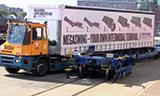 特种集装箱列车装卸