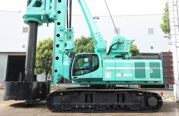 上海金泰SH46A新型号旋挖钻机