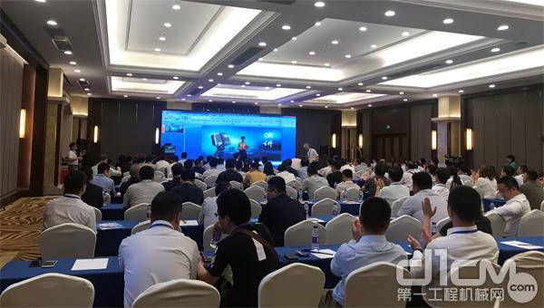 理性发展 突破共赢 第五届国际高空作业平台租赁峰会举办