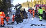 斯堪尼亚SBAT111 6x6轮卡车救援