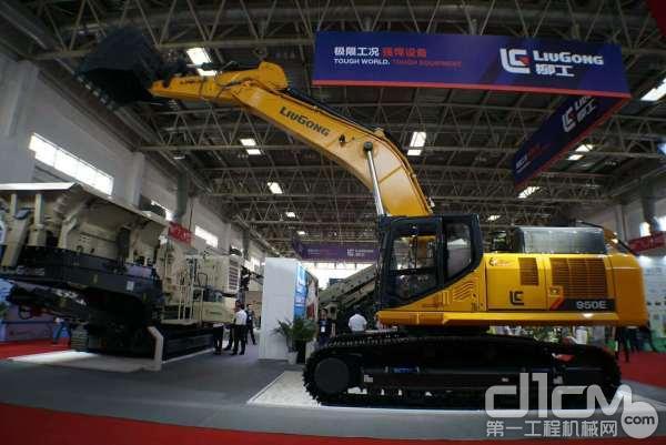 柳工CLG950E矿山型挖掘机