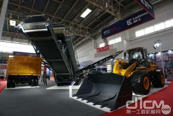 柳工870H装载机市场占有率高达47.9%