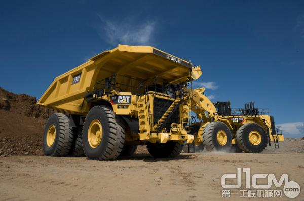 卡特彼勒矿用卡车