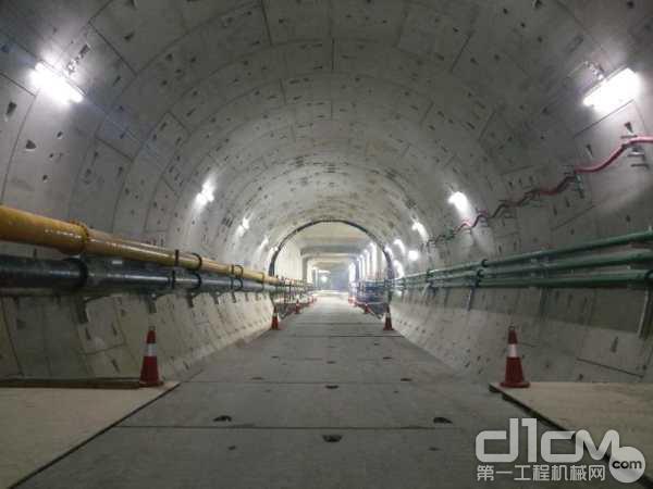 常德沅江隧道