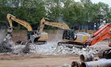 卡特彼勒329E LN挖掘机装车