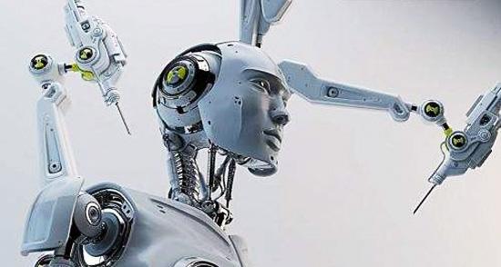 柳工集团进军机器人产业