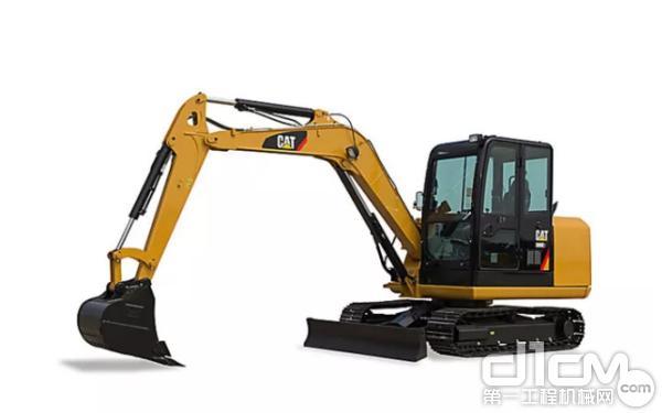 Cat 306E2挖掘机