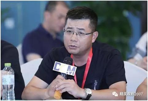 四川盛和机械有限公司董事长郭斌