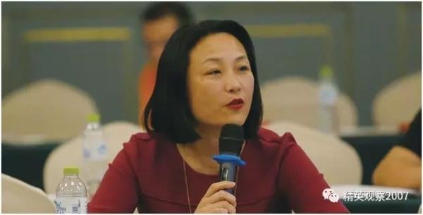 千里马机械供应链股份有限公司总经理刘佳琳