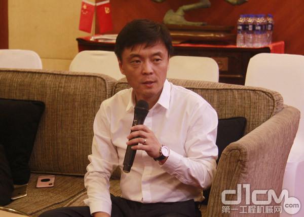 北京亿美博科技有限公司总经理杨涛