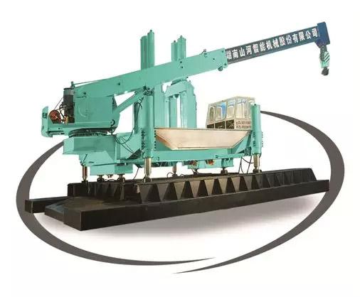 顶压式压桩机