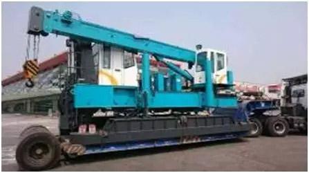 ZYJ60~180型小型压桩机