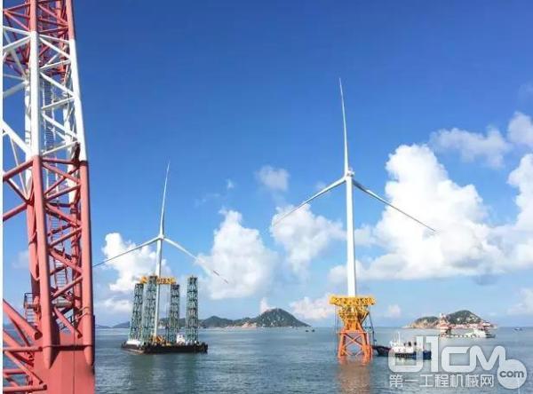 海上风能资源开发
