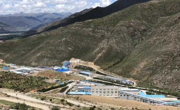 西藏自治区墨竹工卡县甲玛矿区