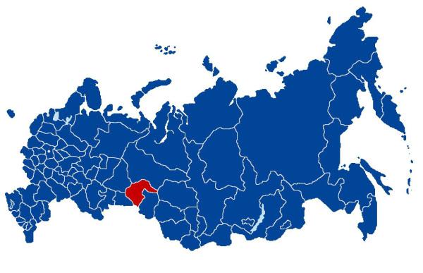 俄罗斯秋明州