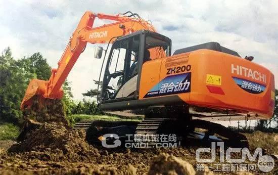 日立ZH200-5A