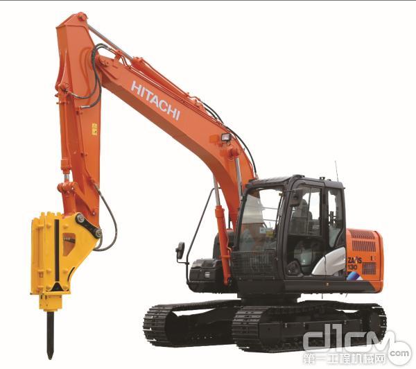 日立ZX130-5A(BP)挖掘机