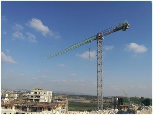 T7020-10H助建以色列新城区住宅项目