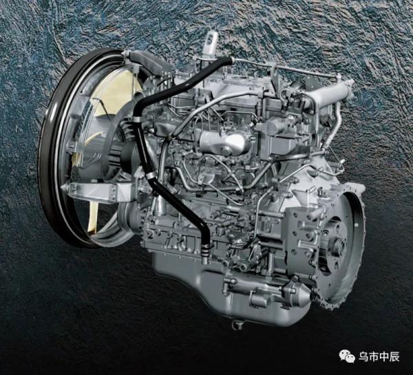 高品质环保发动机,原装进口,坚固耐用