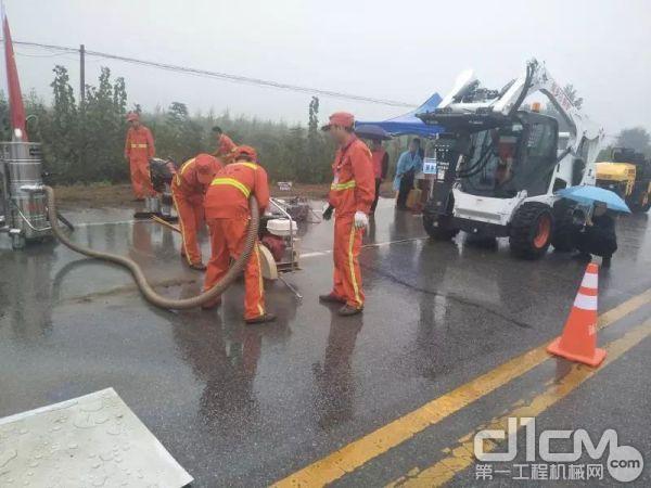 山猫干线公路养护工技能