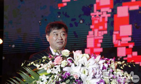 中国工程机械工业协会秘书长苏子孟先生
