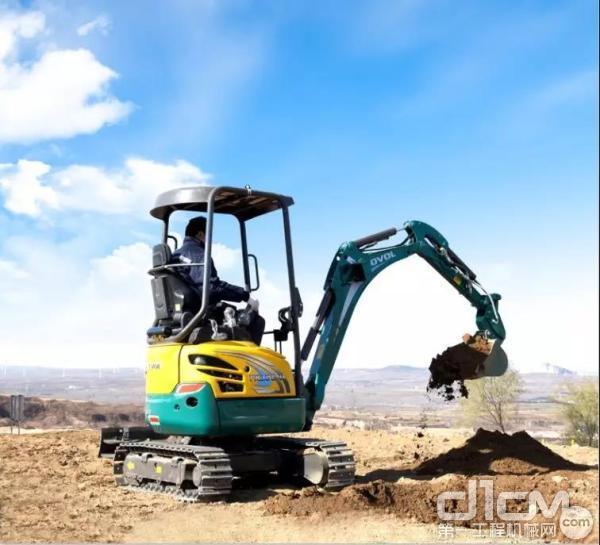 挖掘机动作缓慢排查