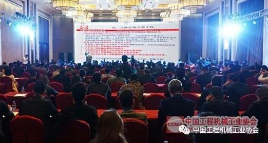 中国工程机械工业协会在京举行BICES 2019新闻发布活动