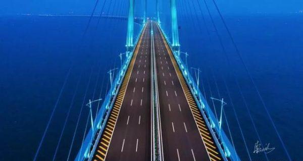 港珠澳大桥一览
