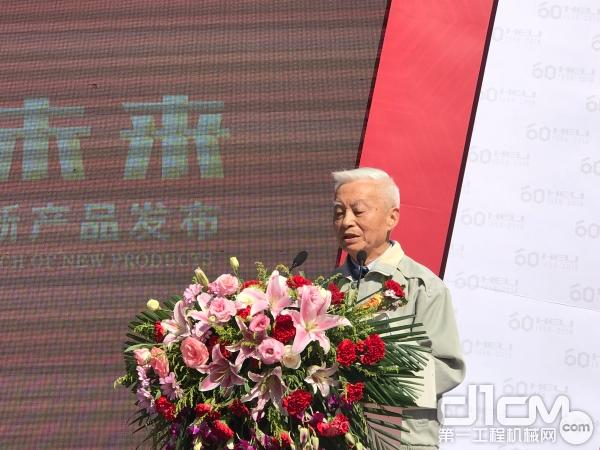 高级工程师杨维廉老先生讲述了他与合力的故事