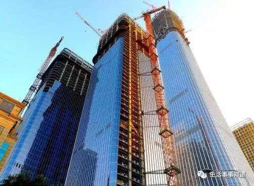 北京第一高楼将竣工