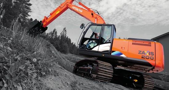 绿色环保值得拥有 日立20吨挖掘机有啥配置