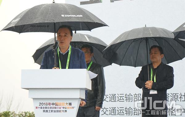 湖南省交通运输厅党组副书记、副厅长赵平