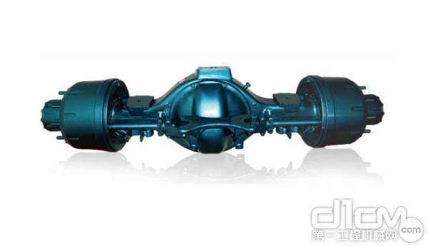 搭载EMTB2平衡悬架,有效实现后悬架减重125KG,整车重量更轻、经济性更好;