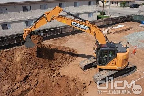 凯斯C系挖机