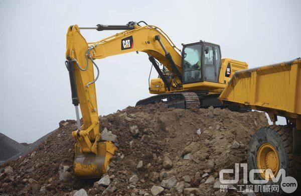 新一代Cat 336 GC®在施工