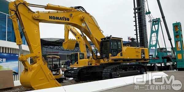 小松PC850SE-8大吨位挖掘机