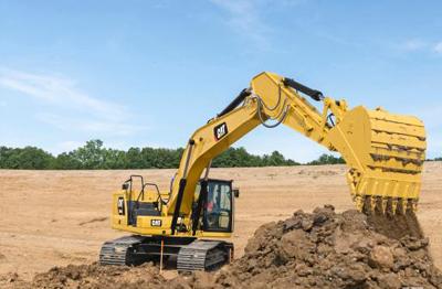 Cat®(卡特) 330 GC液压挖掘机<