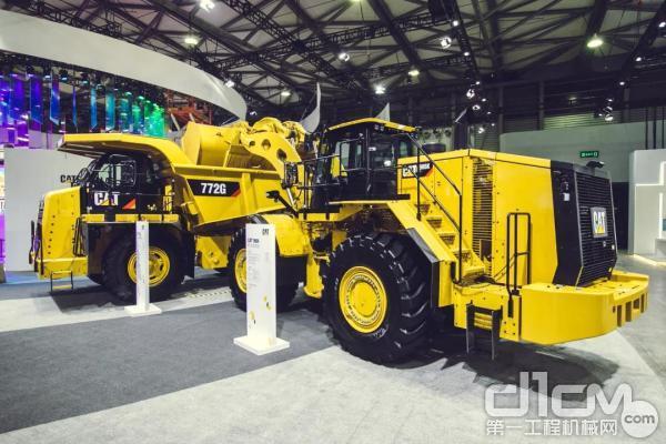 专为矿山严苛工况设计的CAT® 986K大型轮式装载机