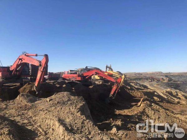 7个月3500小时连续高强度作业,国产挖掘机表现抢眼